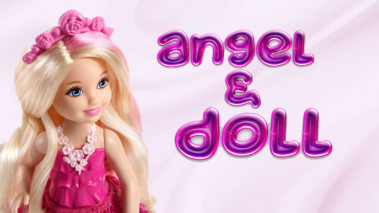 Angel and Doll